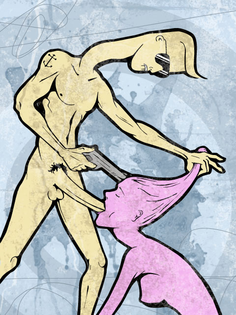 Dissolute Vector Images