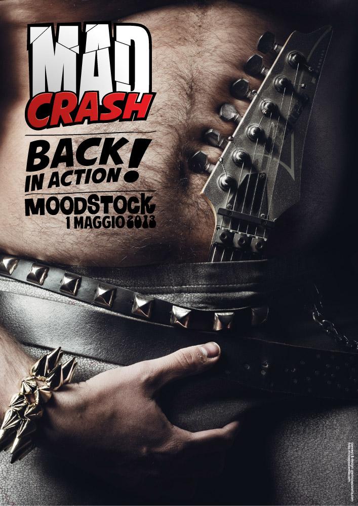 Mad Crash Back in action!