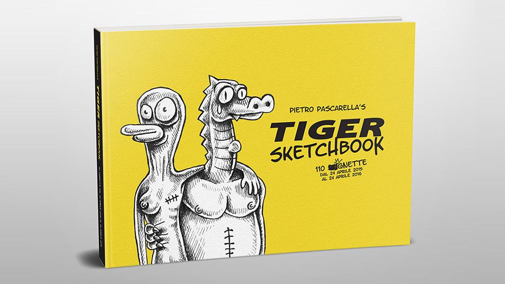 Tiger Sketchbook